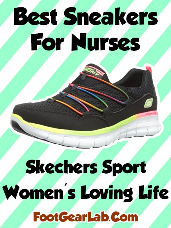 10 Best Shoes For Nurses On Feet All
