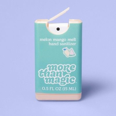 Hand Sanitizer 0 5 Fl Oz More Than Magic Melon Mango In 2020