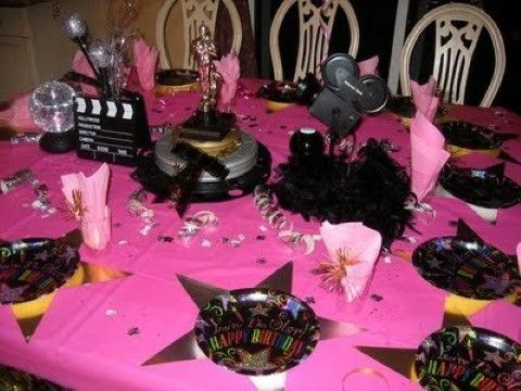 Sixteenth BirthdayParty Theme Ideas 16 birthday party ideas