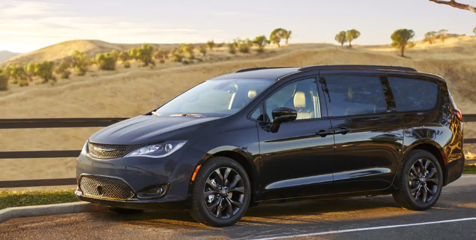 2020 Chrysler Pacifica Owners Manual Chrysler Pacifica Owners