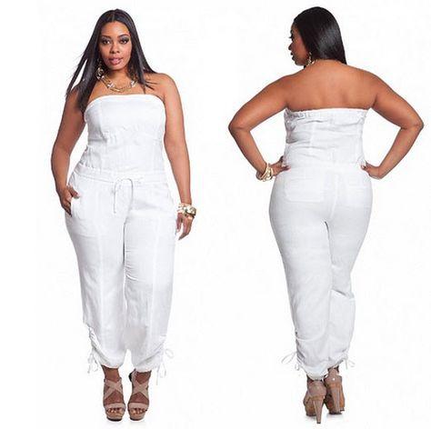 fd280128edbd White linen strapless jumpsuit