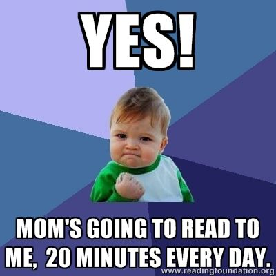 Pin By Marshall Library On Read With A Child Success Kid Nurse Humor Funny Quotes