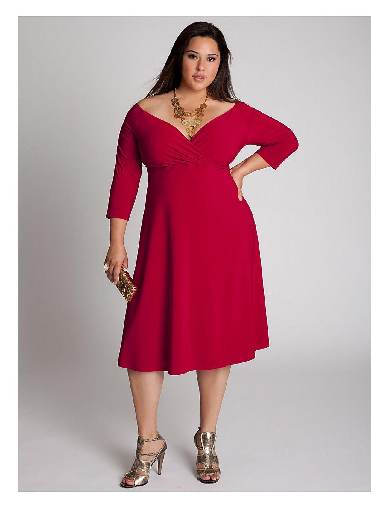 ad00372251dbe Francesca Dress in Crimson by IGIGI by Yuliya Raquel  155.00