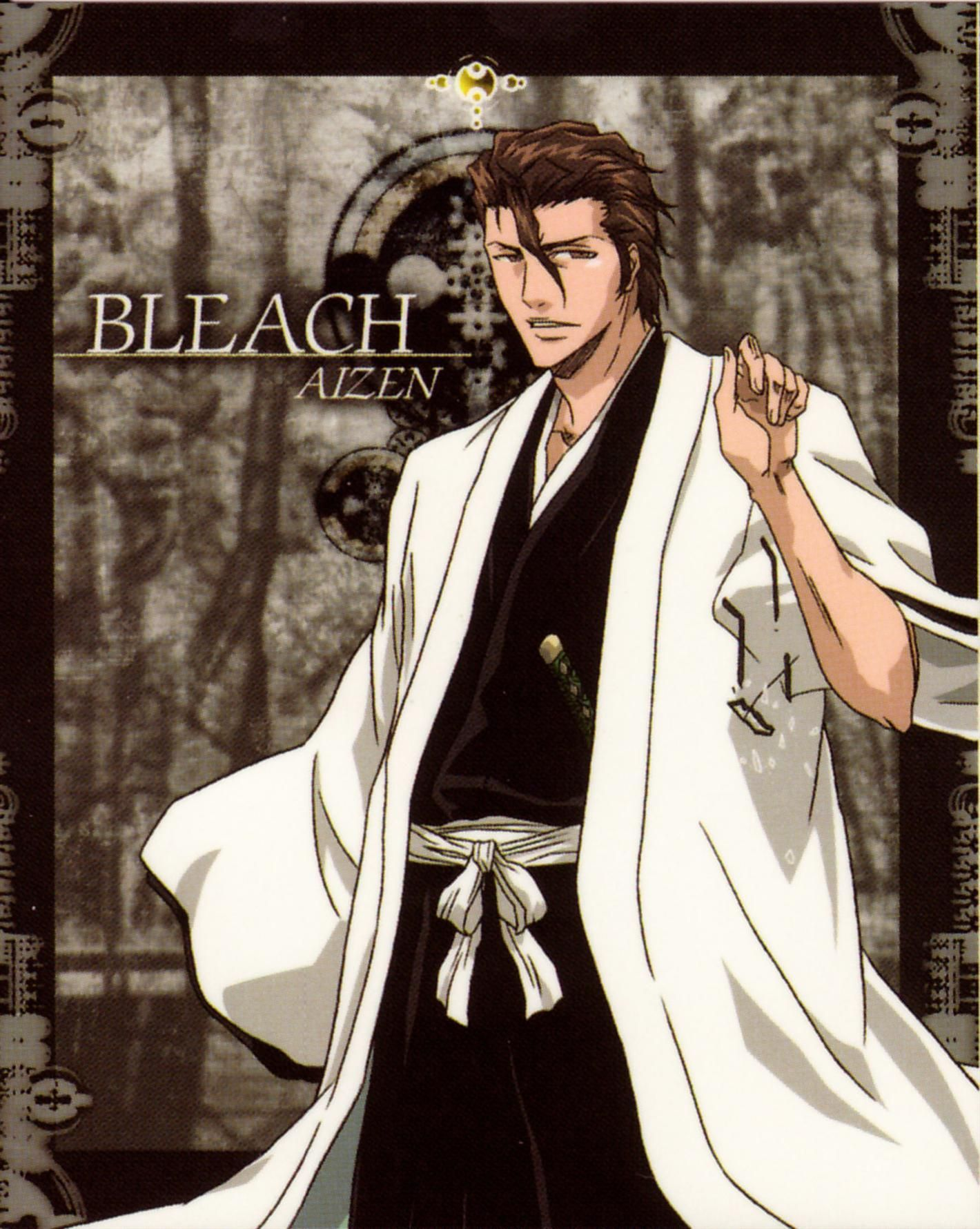 Studio Pierrot, Bleach, Sousuke Aizen Bleach, Anime