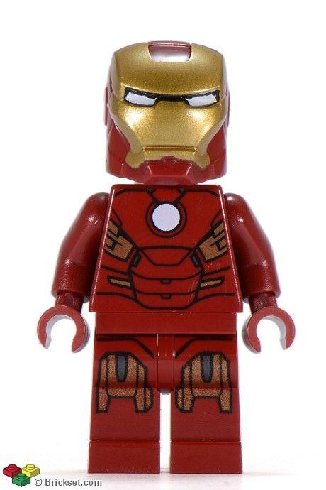 Coup de coeur de Paul: figurines Iron Man  vidéo Dailymotion
