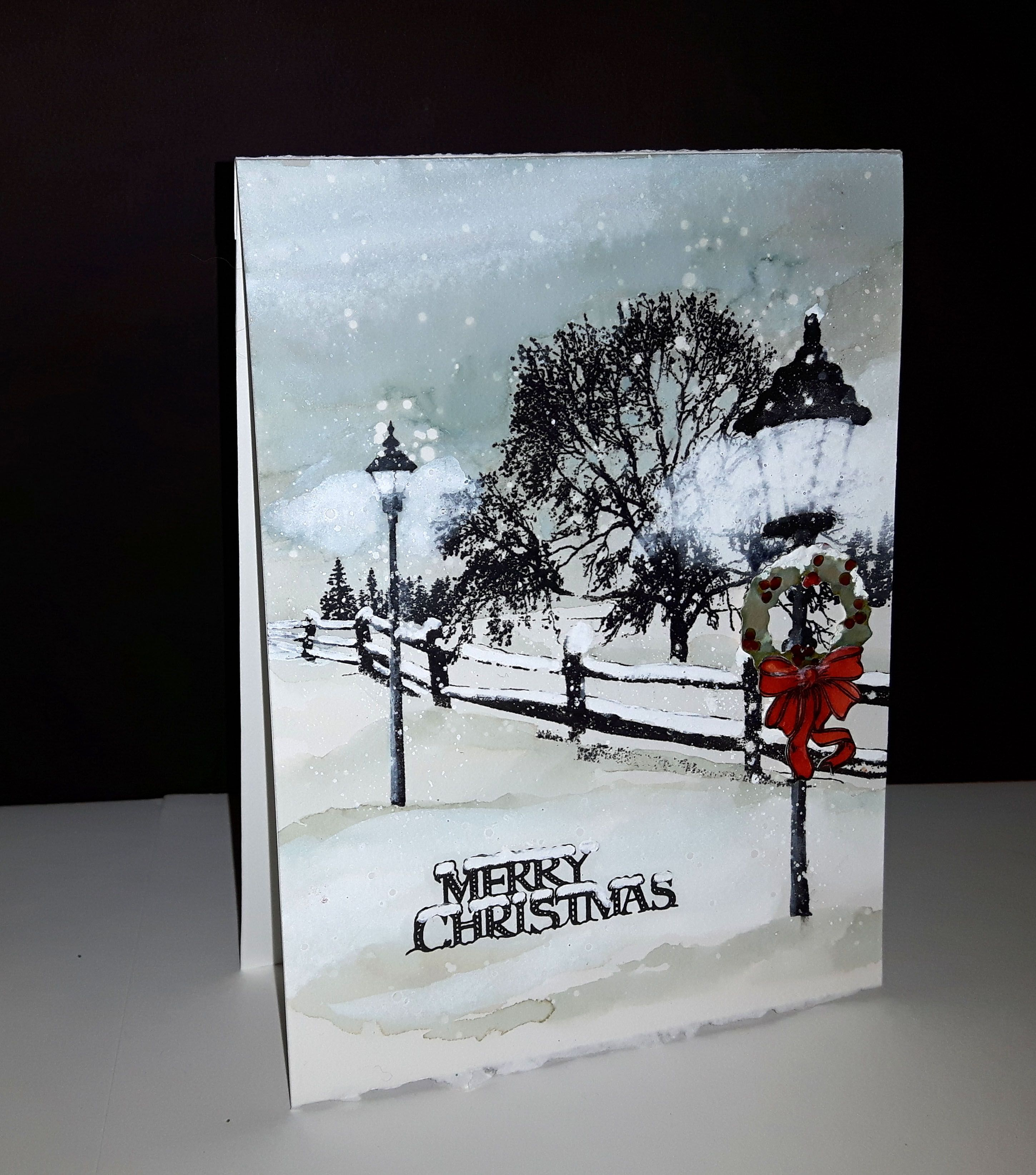 Pin By Bev Wilkinson On Christmas Card Ideas