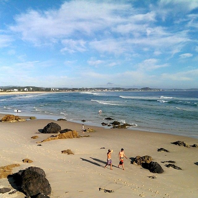 South Pacific Beaches: Gold Coast, Beach, Australia