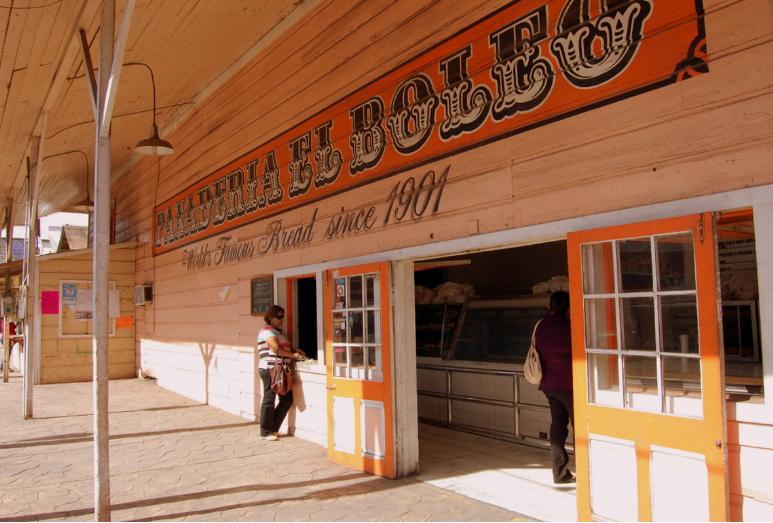 """Panadería """"El Boleo"""", ubicada en Santa Rosalia Baja California Sur, desde  1901   Baja california sur, Baja california, California"""