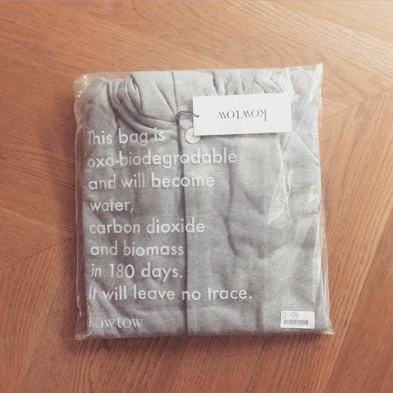 kowtow clothing packaging - Google Search                                                                                                                                                      More: