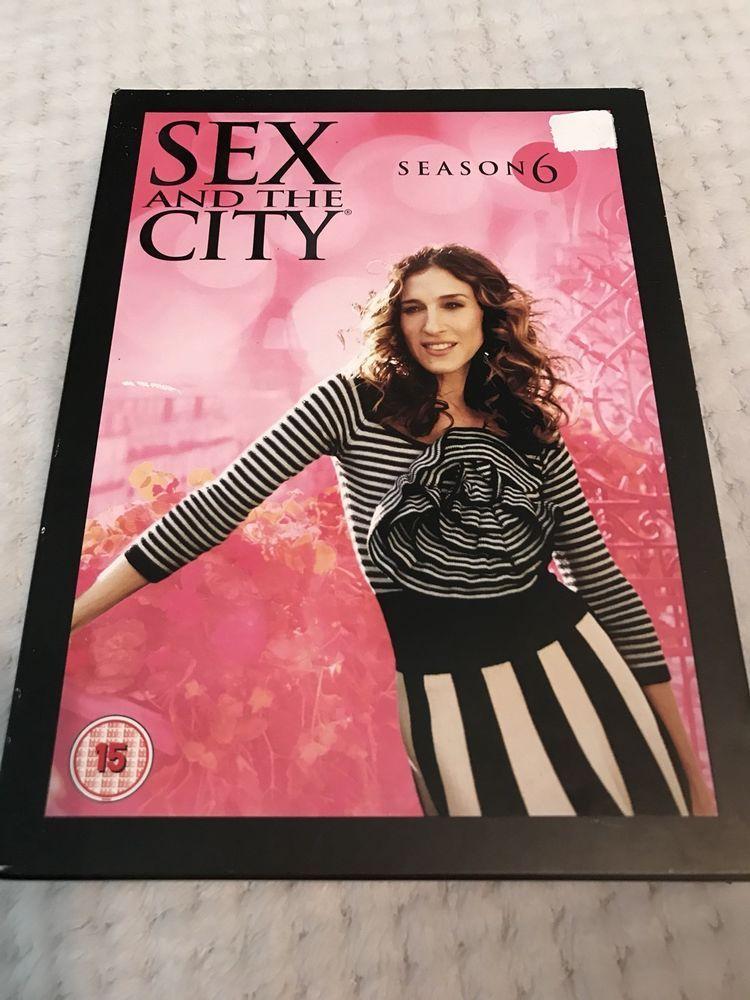 Sex and the city season 6 dvd