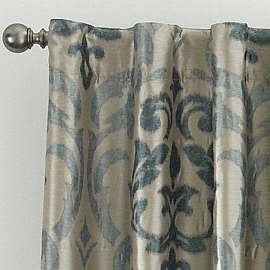 Trivoli Rod Pocket Curtain Panel Rod Pocket Curtain Panels