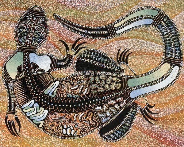 Australian First Nations Art by Danielle Burford - Pondly