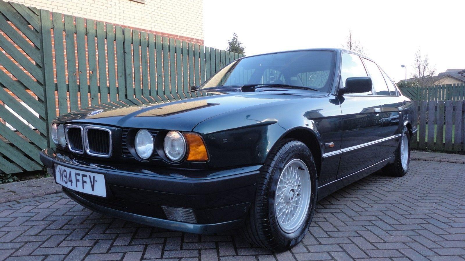 1995 e34 bmw 520i saloon m50 engine manual appreciating rare rh pinterest co uk 1995 E34 540I 1995 E34 M5