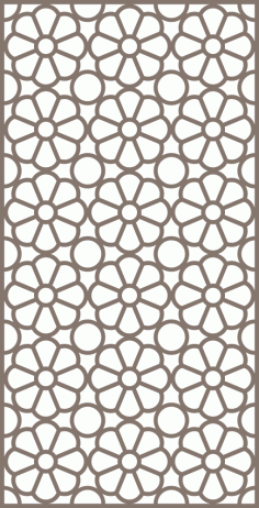 Seamless Flower Pattern Free Vector cdr Download   Graphic   Pattern