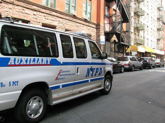 Nypd Auxiliary Police NYPD Auxiliary police Flickr - Photo