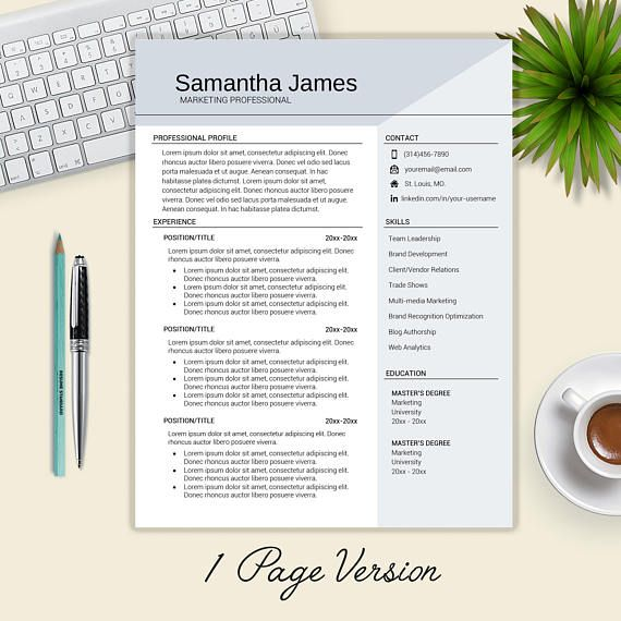 Word 2007 Resume Template Pinzorana Janjetovic On Business  Pinterest  Resume Words