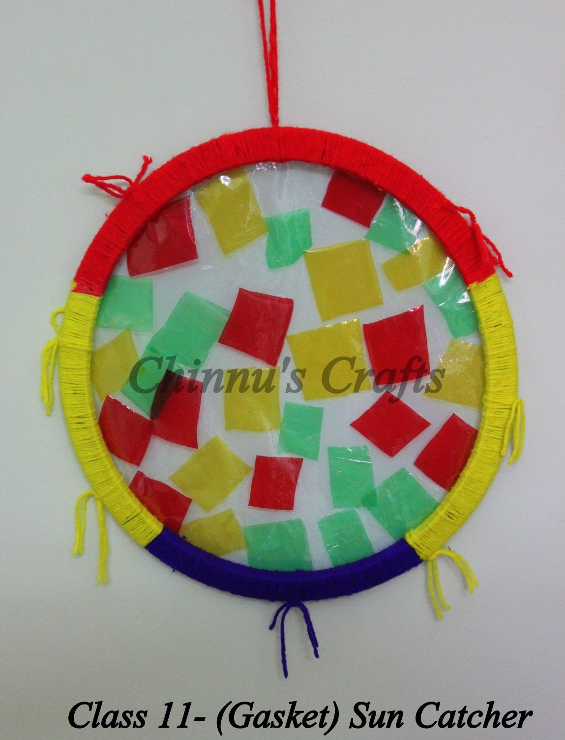 Sun Catcher - Recycled Project made from Pressure Cooker