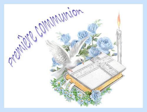 Cartes Virtuelles Communion - Joliecarte.com