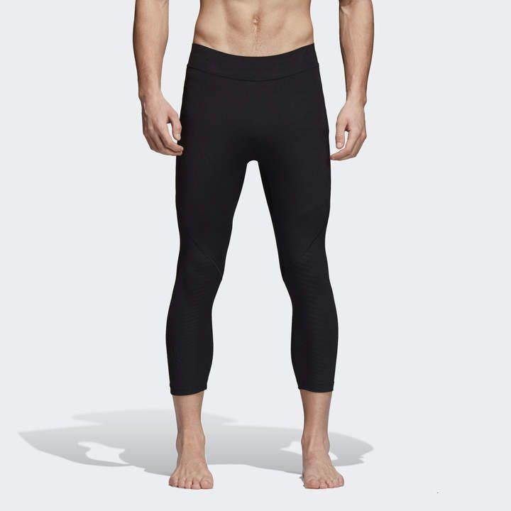 adidas Alphaskin 34 Tech Tights | Products in 2019 | Black