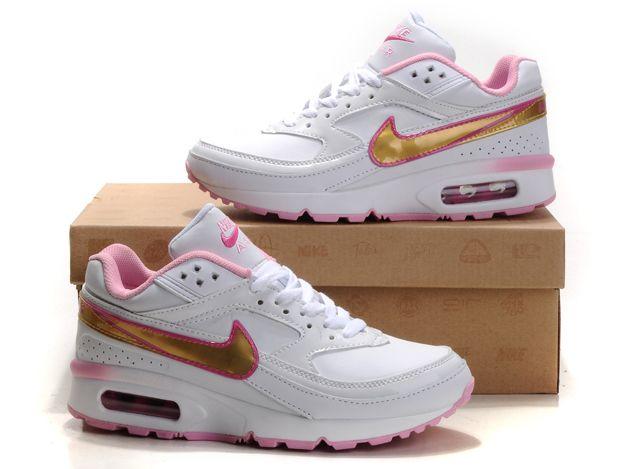 246c0115e6b159 ... ireland white golden pink womens air max bw nike shoes 5d062 d7251 ...