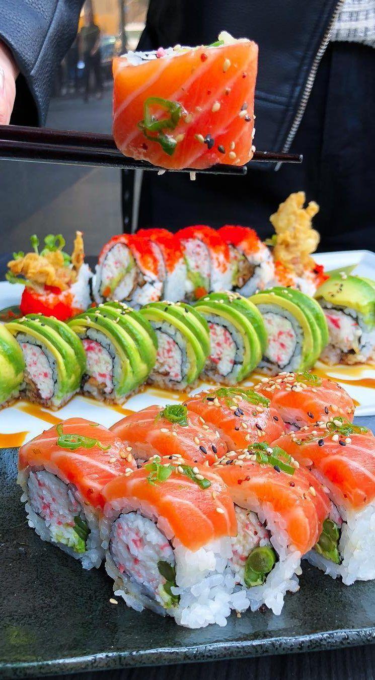 Karcsúsító étrend sushi. A sushi jó étrend