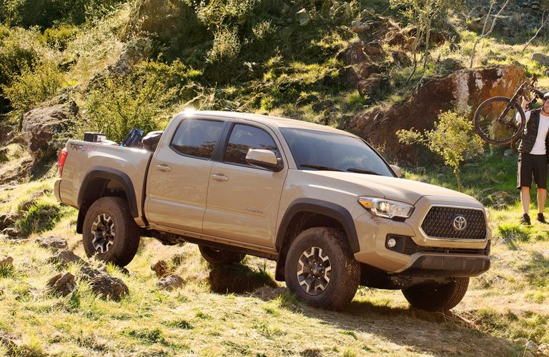 2019 toyota , December's Best Midsize Truck Lease