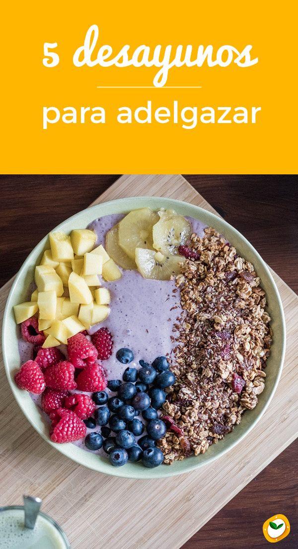 Granola dieta para adelgazar 10 kilos