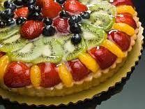 Obstkuchen-fruitcake