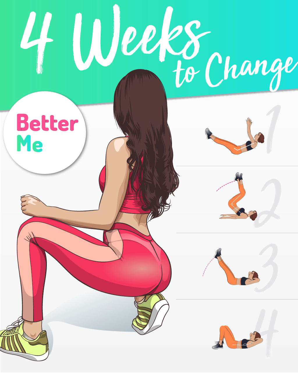 Latest Funny Clean Only 4 Weeks to Have an Incredible Lifted Body You need only 4 weeks to become slimmer!!! Easy workout to change the body in 1 month!!! It could help you to get rid of problem zones and prepare the body to summer!!! Try and enjoy the results!!! #fatburn #burnfat #gym #athomeworkouts #exercises #weightlosstransformation #exercise #exercisefitness #weightloss #health #fitness #loseweight #workout 11