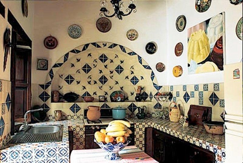 Cocina mexicana con guadalajara cocina colonial for Decoracion colonial mexicana