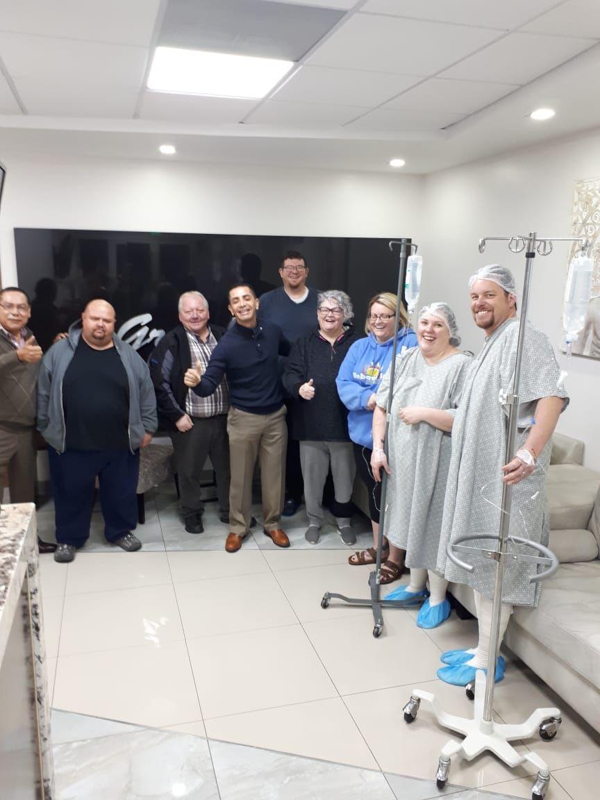 Renowned weight loss surgeon, Dr  Mario Almanza of Tijuana, Mexico