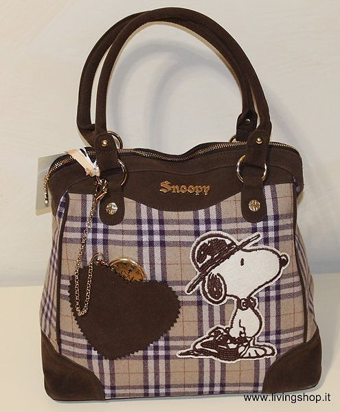 289ac6c6bb28 Fix Design, Snoopy bag (too much expensive for me) | Hey, it's what ...