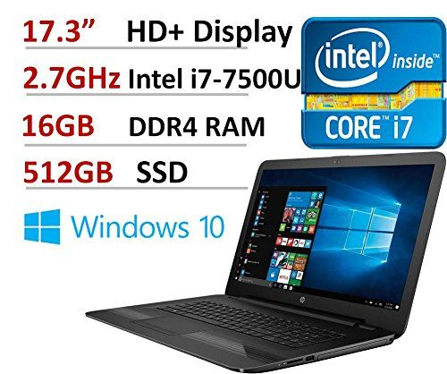 """HP Flagship 17.3"""" HD+ High Performance Business and Home ..."""