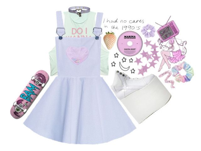 """""""Glitter kid"""" by lavender-milk ❤ liked on Polyvore"""