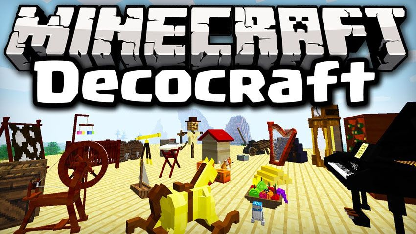 mod download decocraft 1.12.2