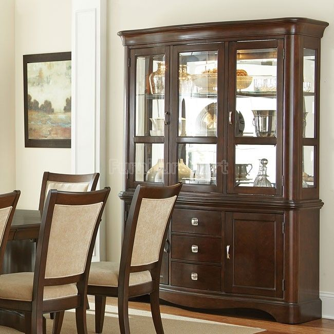 Heather Buffet W Hutch Types Of Cabinets Living Room Furniture Home Furnishings