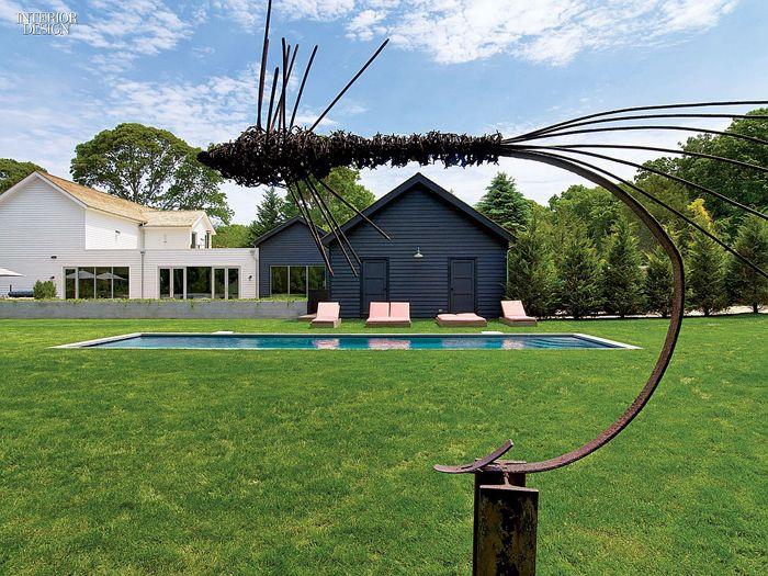 Designer Mark Zeff's Black Barn Retreat