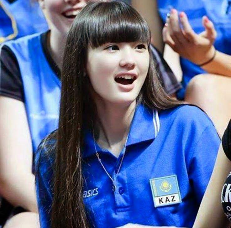 Kazakhstan pretty girl