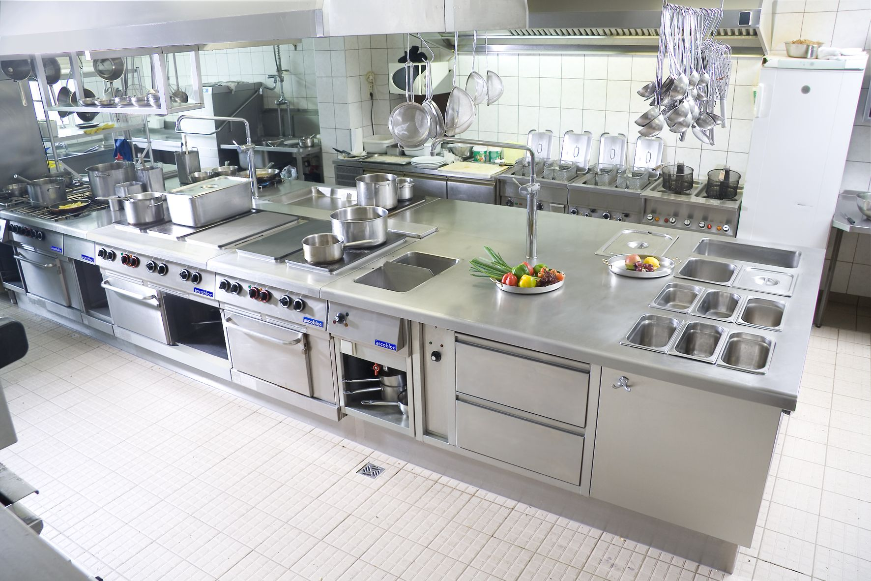 Gastronomie Küche | loco | Gastronomie küche, Küche und Gastronomie