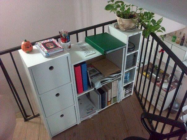 Mueble guardado auxiliar