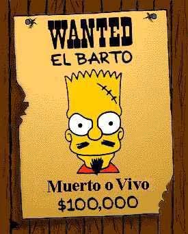 El Barto Simpsons Wiki Fandom In 2020 The Simpsons Simpson Bart Simpson