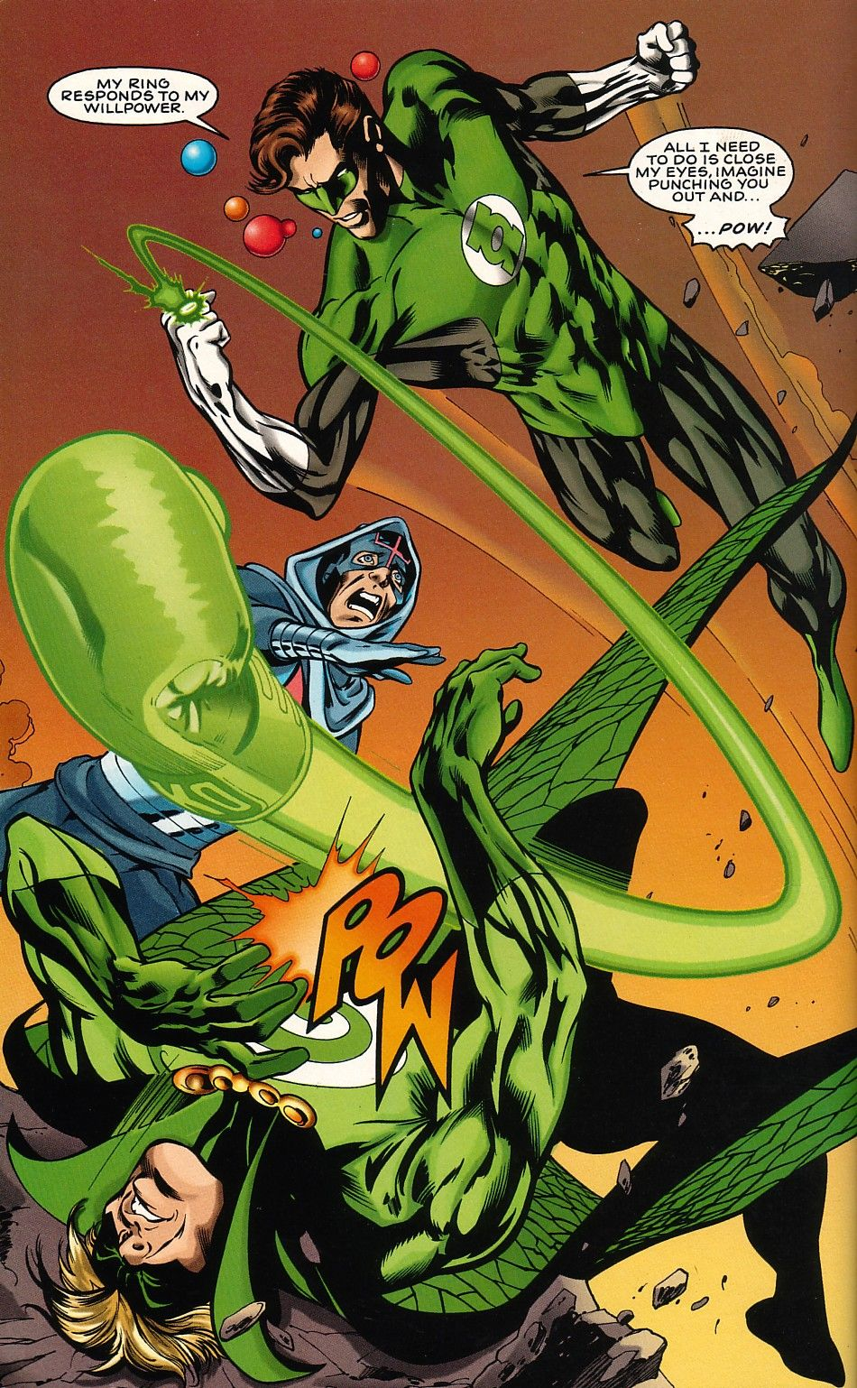 JLA: The Nail Issue #2 - Read JLA: The Nail Issue #2 comic online in ...