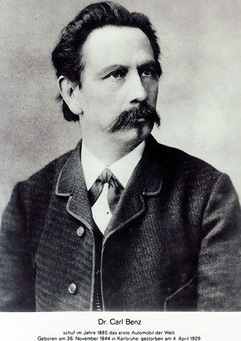 carl benz yes he was the first the have a drivers license as he made it up he figured since. Black Bedroom Furniture Sets. Home Design Ideas