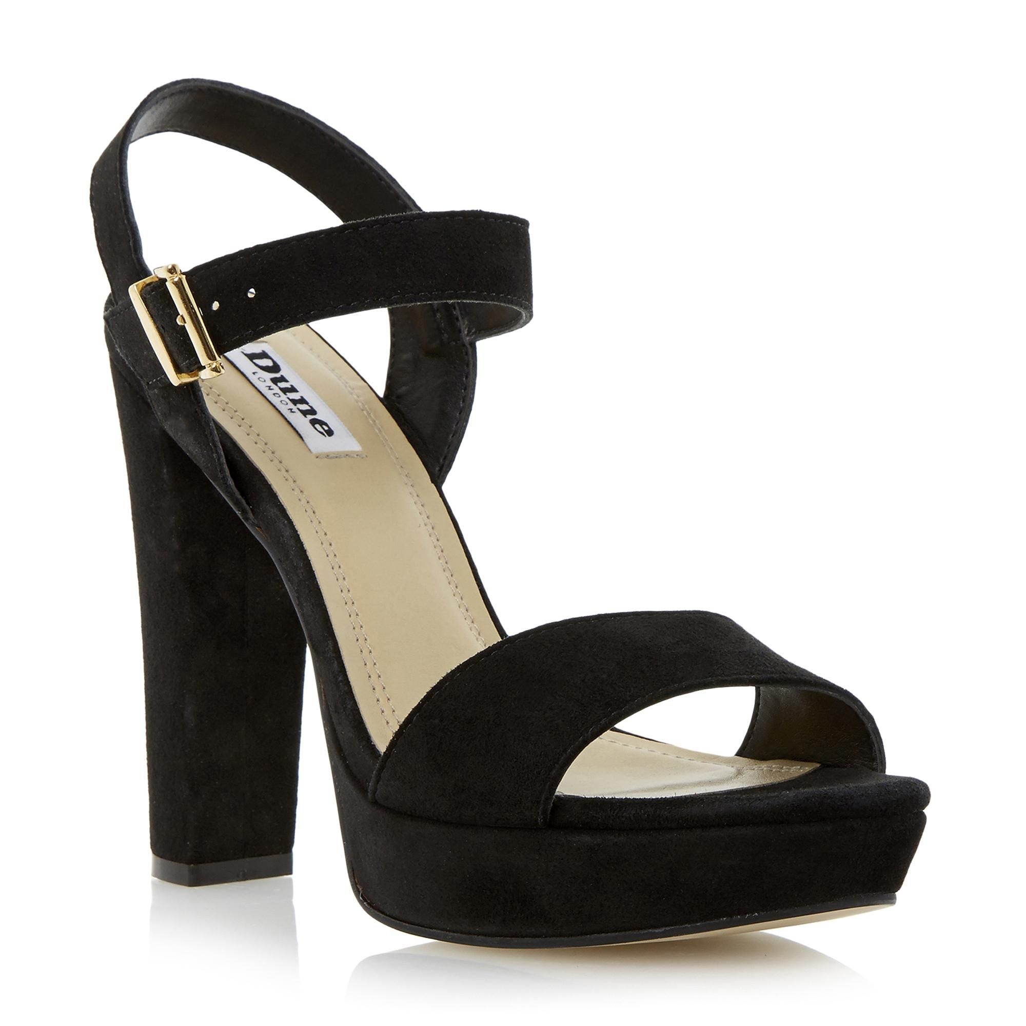 MARIELLA - Two Part Platform Sandal | Shoes online, Dune and Sandals