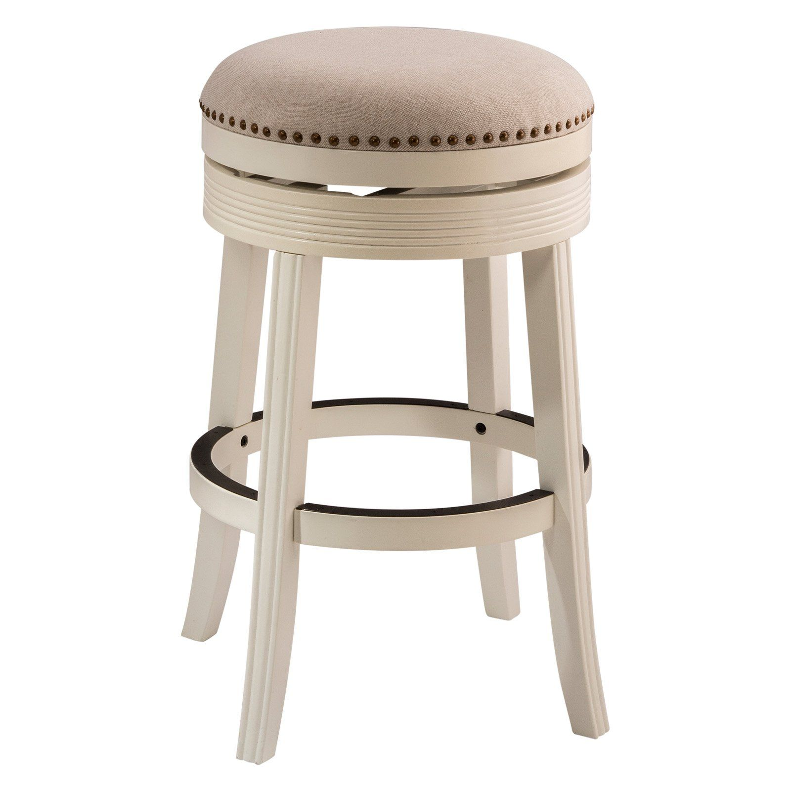 Groovy Hillsdale Furniture Tillman Backless Swivel Counter Stool Pabps2019 Chair Design Images Pabps2019Com