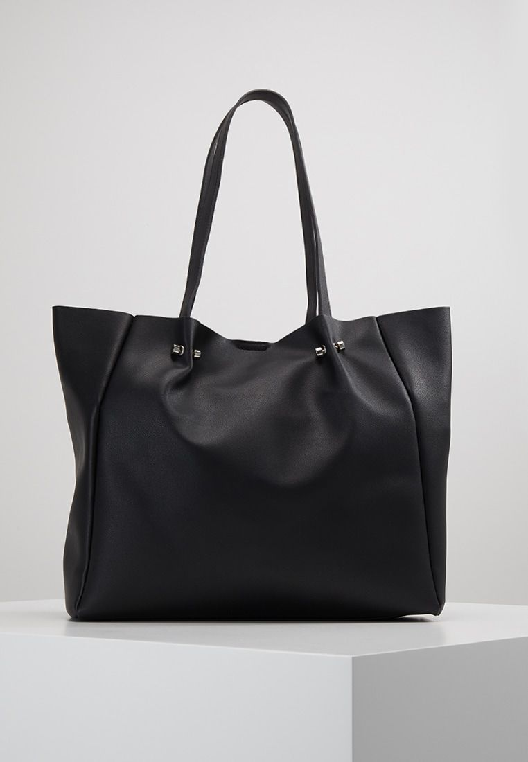 ca32d2b83e s.Oliver SHOPPER - Tote bag - black - Zalando.co.uk