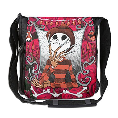 Jack Skellington Cross Body Shoulder Bag -- See this great product. Note:It is Affiliate Link to Amazon.