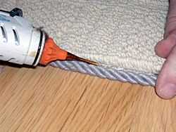 Easybind Carpet Binding With Images Silver Grey Carpet Rugs On Carpet Plastic Carpet Runner