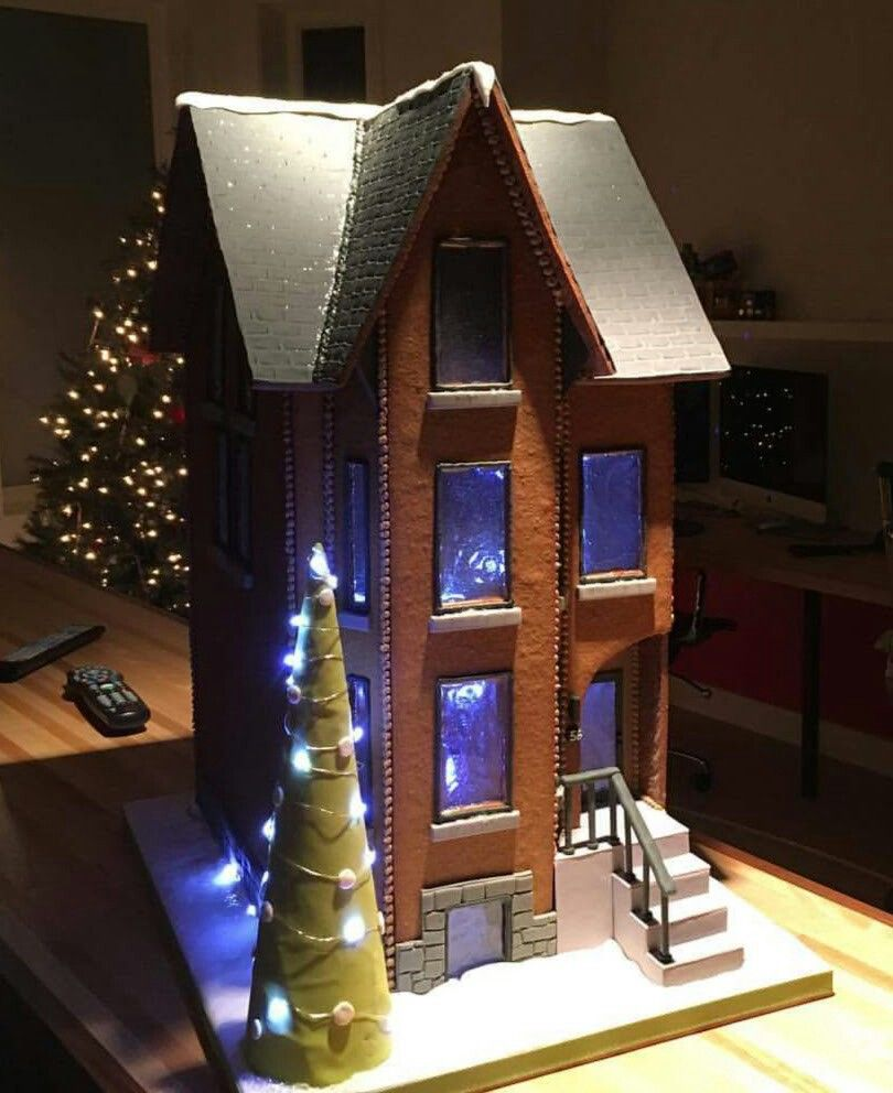 story gingerbread house also holiday cookies rh br pinterest