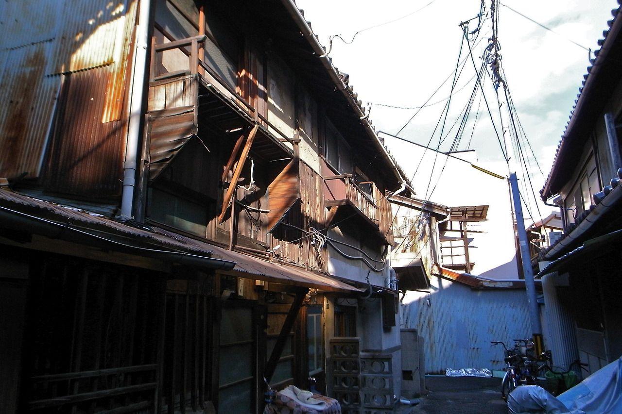 Asahi, Osaka, Japan.